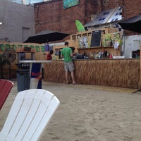 Photo taken at New York Avenue Beach Bar by Megan S. on 7/14/2012