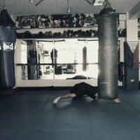 Photo taken at Yaw-Yan Buhawi Gym by Margie B. on 7/6/2012