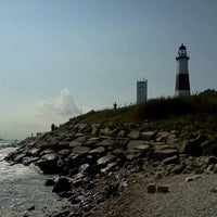 Photo taken at Montauk Point Lighthouse by PRG.life C. on 9/3/2012