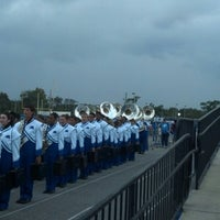 Photo taken at Apopka High School by Loraine D. on 9/7/2012