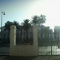 Photo taken at Eglise Ntra Sra de las Victorias by Mamen A. on 8/10/2012