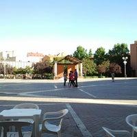 Photo taken at Plaza de la Remonta by Julián S. on 8/14/2012