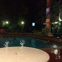 Photo taken at Le Tong Beach Hotel Phuket by Piyarat T. on 7/3/2012