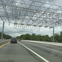 Photo taken at New York State Thruway by Barbara B. on 5/10/2012