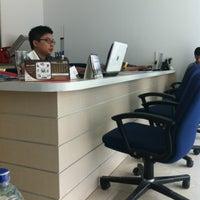 Photo taken at Kantor Notaris Vivin by Alex W. on 9/5/2012