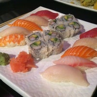 Photo taken at Tokyo Japanese Steak house by Tracey v. on 2/11/2012
