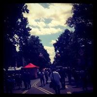Photo taken at Francuska by Ami P. on 5/19/2012