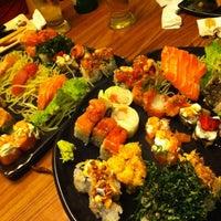 Foto tirada no(a) Kawa Sushi | 川 por Juliana L. em 7/6/2012