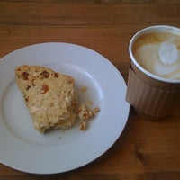 Photo taken at Vintage Heart Coffee by becca p. on 8/7/2012