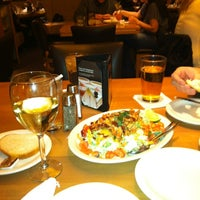 Photo taken at California Pizza Kitchen by Kathryn C. on 2/15/2012
