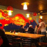 Photo taken at Doc Chey's Noodle House by Lauren G. on 3/11/2012