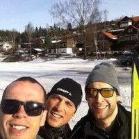 Photo taken at Kjelsås by Slegga on 2/26/2012