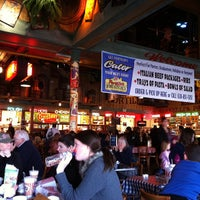 Photo taken at Portillo's / Barnelli's by Justin H. on 2/5/2012