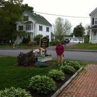 Photo taken at James Place Bed & Breakfast by Kelly H. on 5/22/2012
