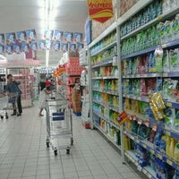 Photo taken at Hypermart Kelapa Gading by everhard M. on 4/29/2012