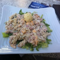 Photo taken at Vallarta Salads by Israel A. on 3/1/2012