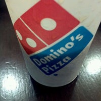 Photo taken at Domino's Pizza by André T. on 5/16/2012