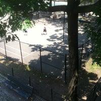 Photo taken at Hoyt Playground by Porfirio P. on 6/10/2012
