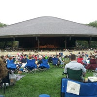 Photo taken at Blossom Music Center by Kevin D. on 9/2/2012