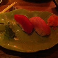 Photo taken at Meiji Sushi Japanese Restaurant by Brittany H. on 3/24/2012