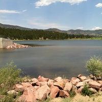 Photo taken at Monument Lake by Alan W. on 6/25/2012