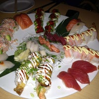 Photo taken at Japaneiro's Sushi Bistro & Latin Grill by Daniel D. on 8/30/2012