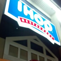 Photo taken at IHOP by Jason N. on 7/19/2012