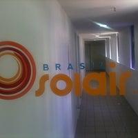 Photo taken at Brasil Solair by Daniel P. on 7/13/2012