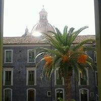 Photo taken at Palazzo Sangiuliano by Roberto S. on 9/4/2012