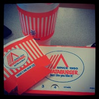 Photo taken at Whataburger by Diva TKG on 6/13/2012