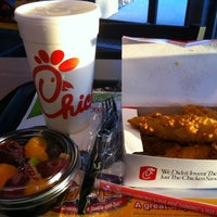 Photo taken at Chick-fil-A by Michael L. on 2/29/2012