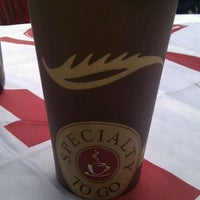 Photo taken at Capuccino Cafe by Just S. on 6/8/2012