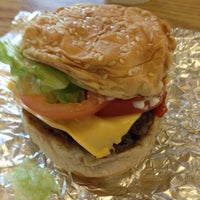 Photo taken at Five Guys by Travis W. on 3/8/2012