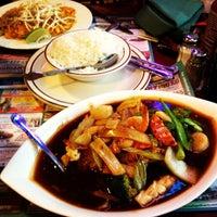 Photo taken at Little Bangkok Cuisine by Amanda S. on 8/2/2012