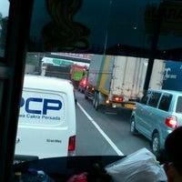Photo taken at Jalan Tol Jakarta - Cikampek by Heru S. on 4/12/2012