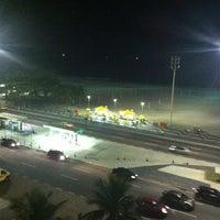 Foto tirada no(a) Atlântico Praia Hotel por Anton C. em 4/12/2012