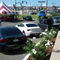 Photo taken at DCH Toyota of Simi Valley by Cesar V. on 9/8/2012