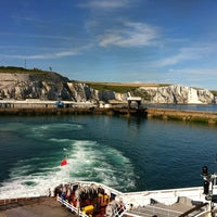 Photo taken at Port of Dover by Victor S. on 8/14/2012