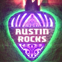 Photo taken at Austin Rocks by Lia K. on 9/4/2012