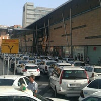 Photo taken at Málaga Bus Station by Jose Manuel P. on 7/30/2012