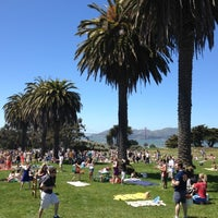 Photo taken at Fort Mason by Ryan G. on 4/21/2012