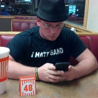 Photo taken at Whataburger by Seth F. on 8/17/2012
