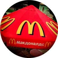 Снимок сделан в McDonald's пользователем Margarita K. 9/1/2012