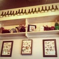 Снимок сделан в PASTA Cafe Bar пользователем Николай А. 9/3/2012