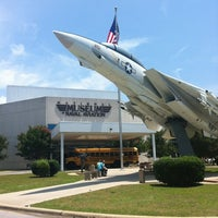 Photo taken at National Naval Aviation Museum by Mary L. on 7/7/2012