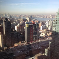 Photo taken at The Westin New York at Times Square by John J. on 3/12/2012