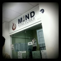 Photo taken at Mind Stretcher Learning Centre by Matthew T. on 2/18/2012