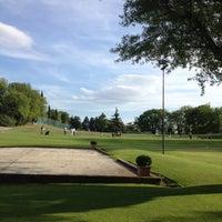 Foto scattata a Golf Club Verona da Chiara il 4/25/2012