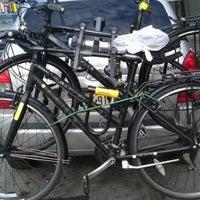 Photo taken at Roy's Sheepshead Cycle by Karen S. on 2/5/2012