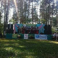"""Photo taken at Фестиваль """"Бурштиновий шлях"""" by Victoria I. on 6/23/2012"""